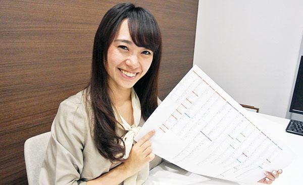Webコンサルタント-北原詩緒里