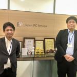 左:日本PCサービス株式会社 鮫島 様 ※以下「鮫島」 右:日本PCサービス株式会社 森川 様 ※以下「森川」